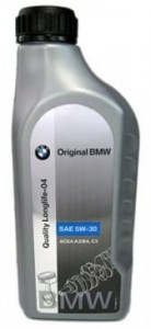 83 21 0 398 507 Original BMW Longlife-04 5W30 1L